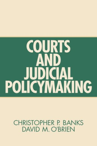Courts and Judicial Policymaking   2008 edition cover