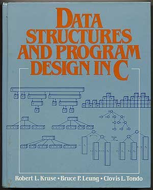 Data Structures and Program Design in C   1991 9780137256495 Front Cover