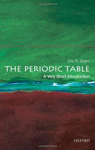 Periodic Table   2011 edition cover