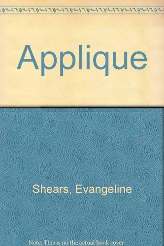 Appliqu�   1972 edition cover