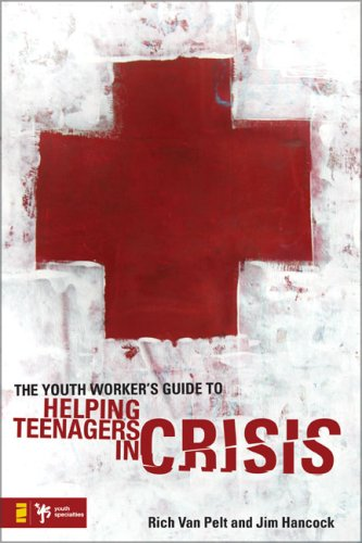 Youth Worker's Guide to Helping Teenagers in Crisis  N/A edition cover
