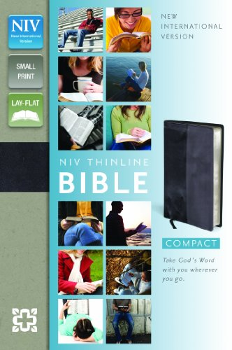 NIV Thinline Bible  Special 9780310435495 Front Cover
