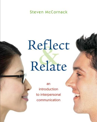 Introduction to Interpersonal Communication   2007 edition cover