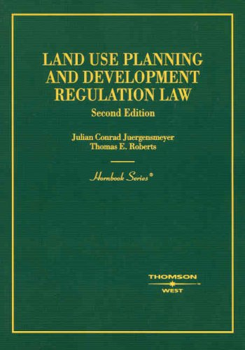 Land Use Planning and Development Regulation Law  2nd 2008 (Revised) edition cover