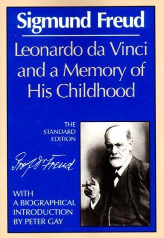 Leonardo Da Vinci and a Memory of His Childhood  N/A edition cover