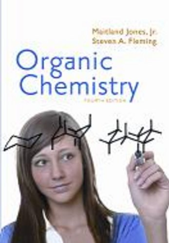 Organic Chemistry  4th 2010 edition cover