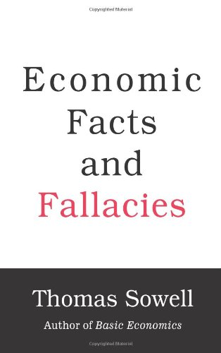 Economic Facts and Fallacies   2008 edition cover
