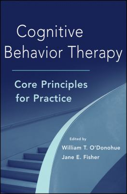 Cognitive Behavior Therapy Core Principles for Practice  2012 edition cover