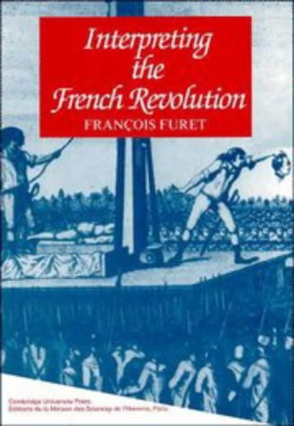 Interpreting the French Revolution   1981 edition cover
