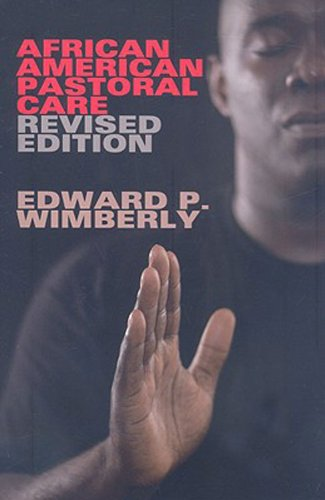 African American Pastoral Care   2008 edition cover