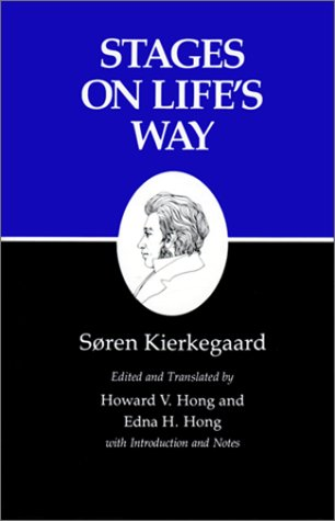 Stages on Life's Way   1989 9780691020495 Front Cover
