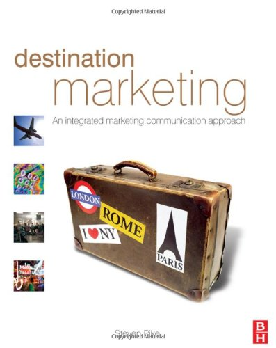 Destination Marketing An Integrated Marketing Communication Approach  2008 edition cover