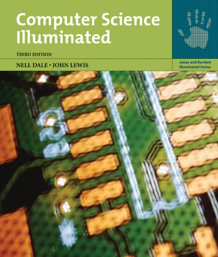 Computer Science Illuminated  3rd 2007 (Revised) edition cover