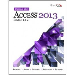 MICROSOFT ACC.2013:BENCH.,LEV. N/A 9780763853495 Front Cover