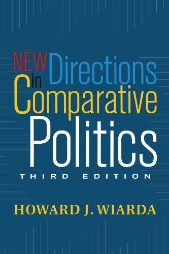 New Directions in Comparative Politics  3rd 2002 (Revised) edition cover