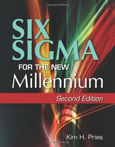 Six Sigma for the New Millennium 2nd 2009 edition cover