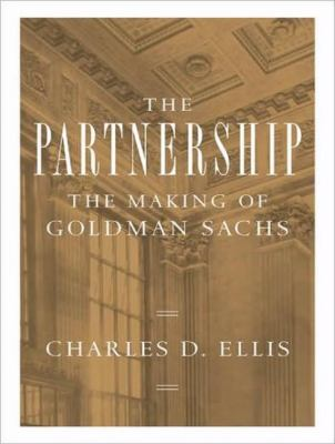 The Partnership: The Making of Goldman Sachs  2008 edition cover