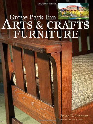 Grove Park Inn Arts and Crafts Furniture   2009 9781558708495 Front Cover
