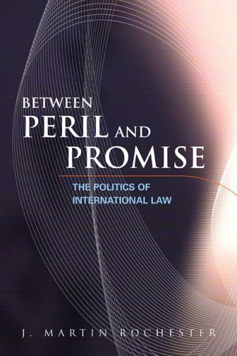 Between Peril and Promise The Politics of International Law  2006 (Revised) edition cover