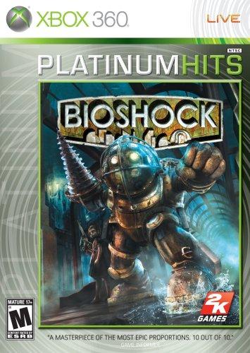 Bioshock - Xbox 360 Xbox 360 artwork