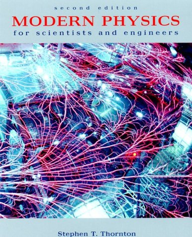 Modern Physics for Scientists and Engineers  2nd 2000 edition cover