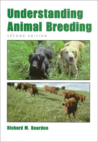 Understanding Animal Breeding  2nd 2000 (Revised) edition cover