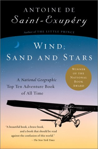 Wind, Sand and Stars   1967 edition cover