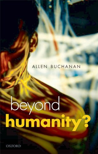 Beyond Humanity? The Ethics of Biomedical Enhancement  2013 edition cover