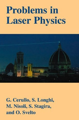 Problems in Laser Physics   2001 9780306466496 Front Cover