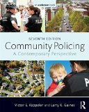 Community Policing A Contemporary Perspective 7th 2015 (Revised) edition cover