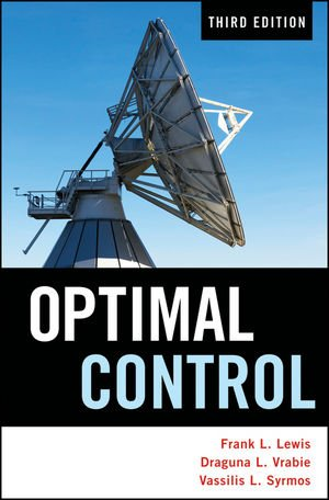 Optimal Control  3rd 2012 edition cover
