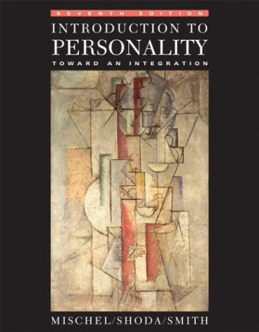 Introduction to Personality Toward an Integration 7th 2004 (Revised) edition cover