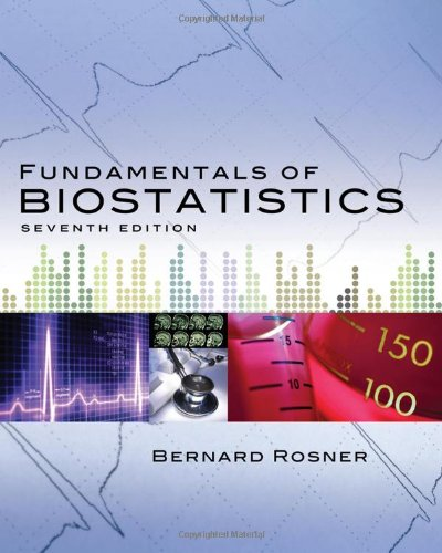 Fundamentals of Biostatistics  7th 2011 9780538733496 Front Cover