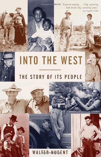 Into the West The Story of Its People N/A 9780679777496 Front Cover