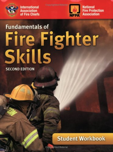Fundamentals of Fire Fighter Skills  2nd 2009 edition cover