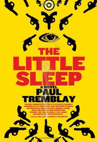 Little Sleep A Novel  2009 edition cover