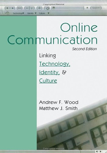 Online Communication Linking Technology, Identity, and Culture 2nd 2001 (Revised) edition cover