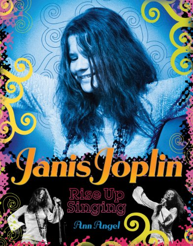 Janis Joplin Rise up Singing  2010 edition cover