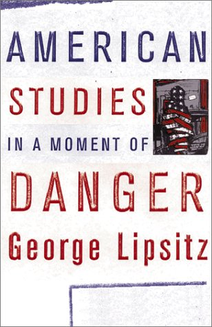 American Studies in a Moment of Danger   2001 edition cover