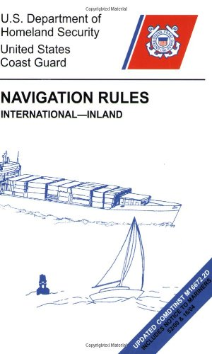 Navigation Rules International - Inland  2001 (Revised) edition cover
