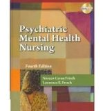 Psychiatric Mental Health Nursing (Book Only)  4th 2011 edition cover