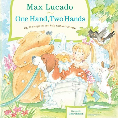 One Hand, Two Hands   2010 9781400316496 Front Cover