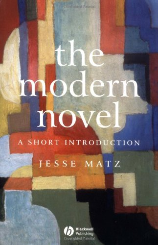 Modern Novel A Short Introduction  2004 edition cover