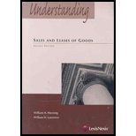 Understanding Sales and Leases of Goods  2nd 2009 edition cover