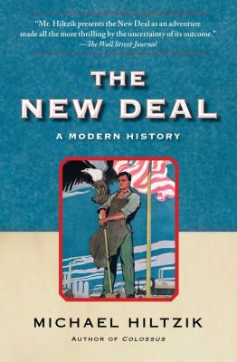New Deal A Modern History N/A edition cover