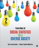 Essentials of Social Statistics for a Diverse Society  2nd 2015 edition cover