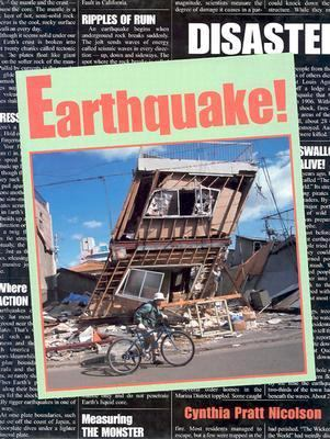 Earthquake!   2003 (Unabridged) 9781550749496 Front Cover