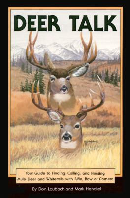 Deer Talk  N/A 9781560441496 Front Cover