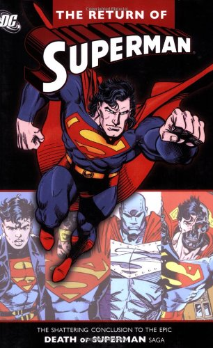 Return of Superman   2013 (Revised) edition cover