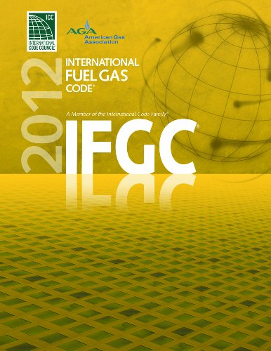2012 International Fuel Gas Code   2011 edition cover
